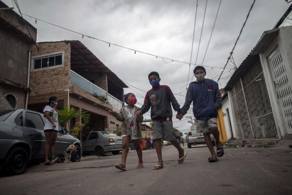 【冠状病毒19】巴西新增1641起死亡病例 创下单日新高