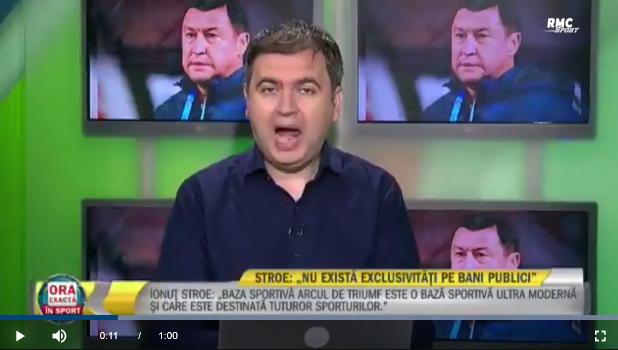 罗马尼亚体育部长直播连线时翻车 尴尬一幕吓傻主持人