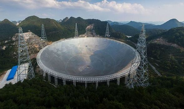 Alien news: China leading the search for extraterrestrial life