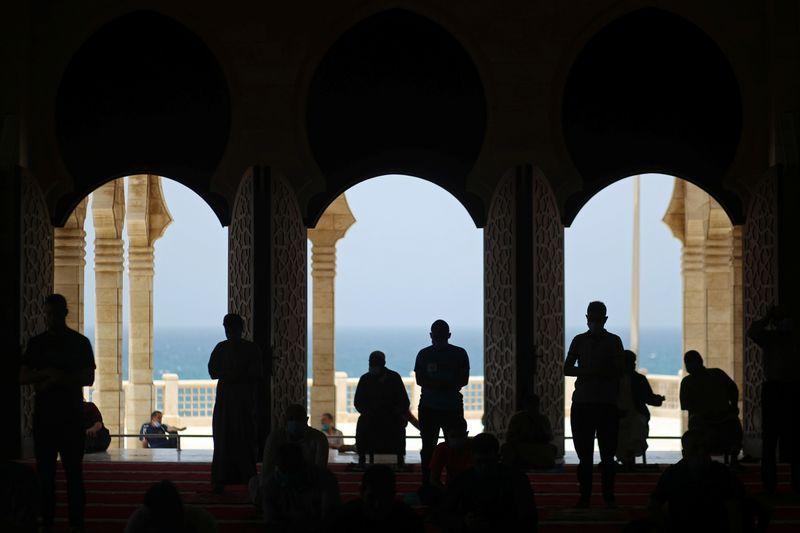 Palestinians easing coronavirus restrictions in west bank