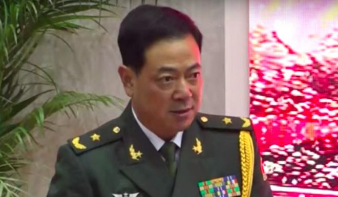 China's Hong Kong garrison 'ready to safeguard national security' in the city