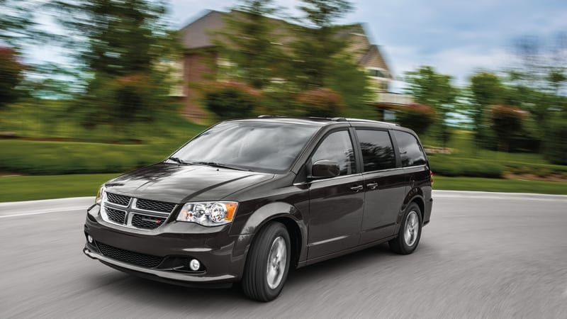 Dodge closes Caravan order books at the end of this month