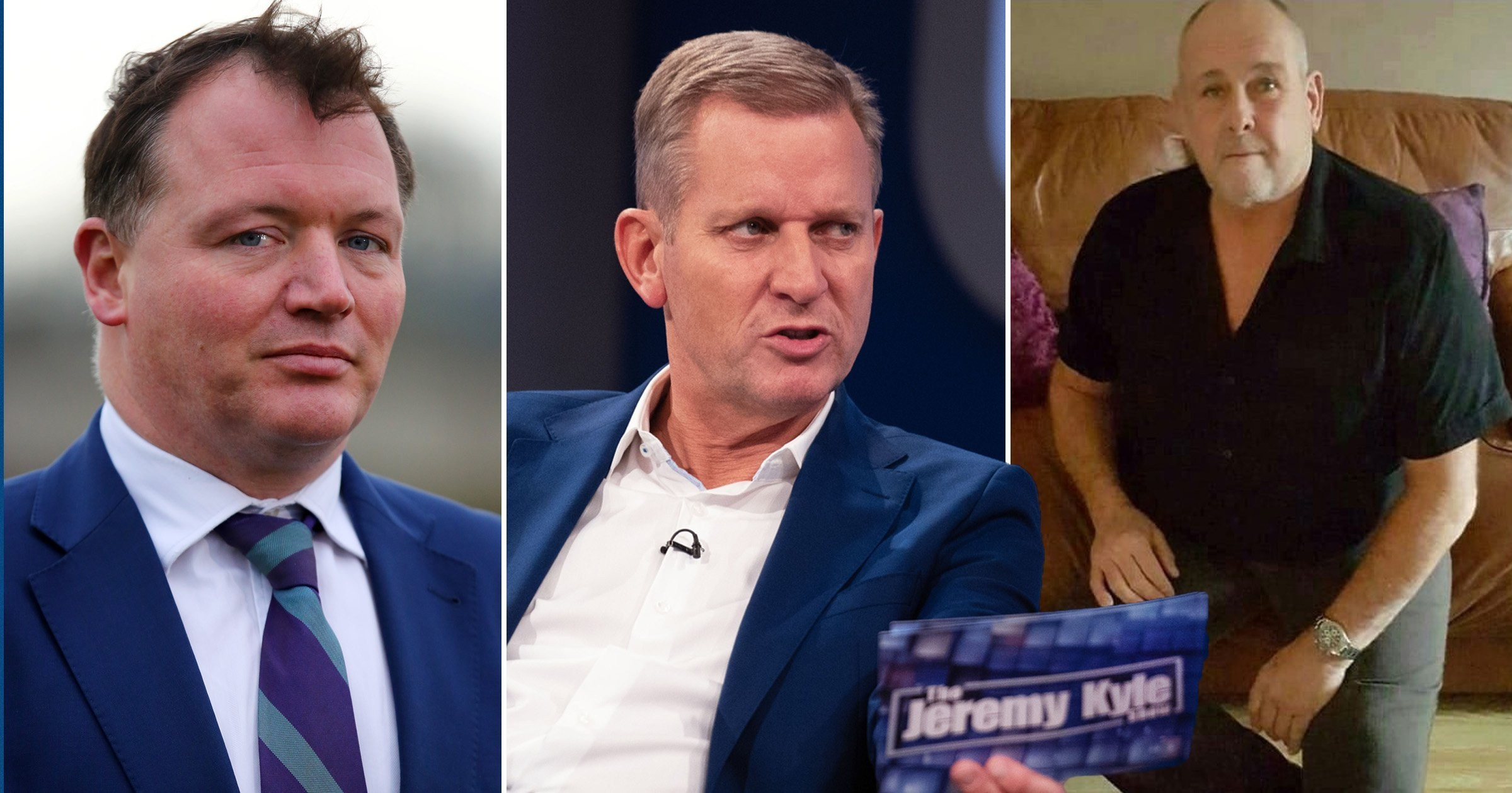 Jeremy Kyle 'shouldn't be allowed back on air' until he's 'held to account' over Steve Dymond's death, claims MP