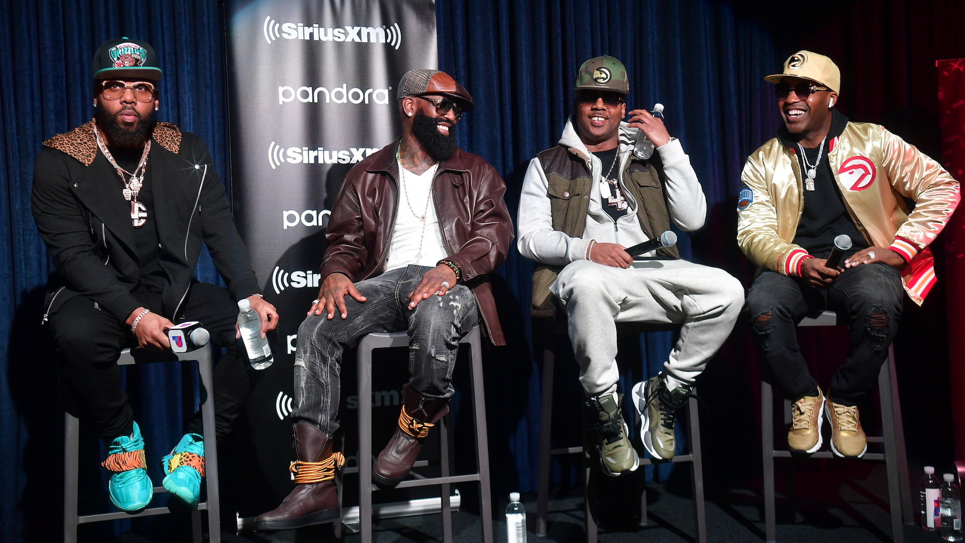 People Had Jokes About Jagged Edge's Audio Issues During 'Verzuz' Battle Against 112