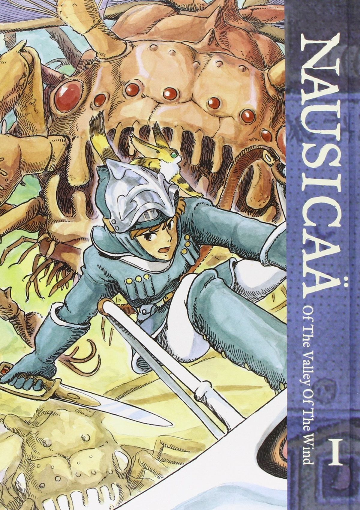 Nausicaä of the Valley of the Wind reminds us that everything changes, and life goes on