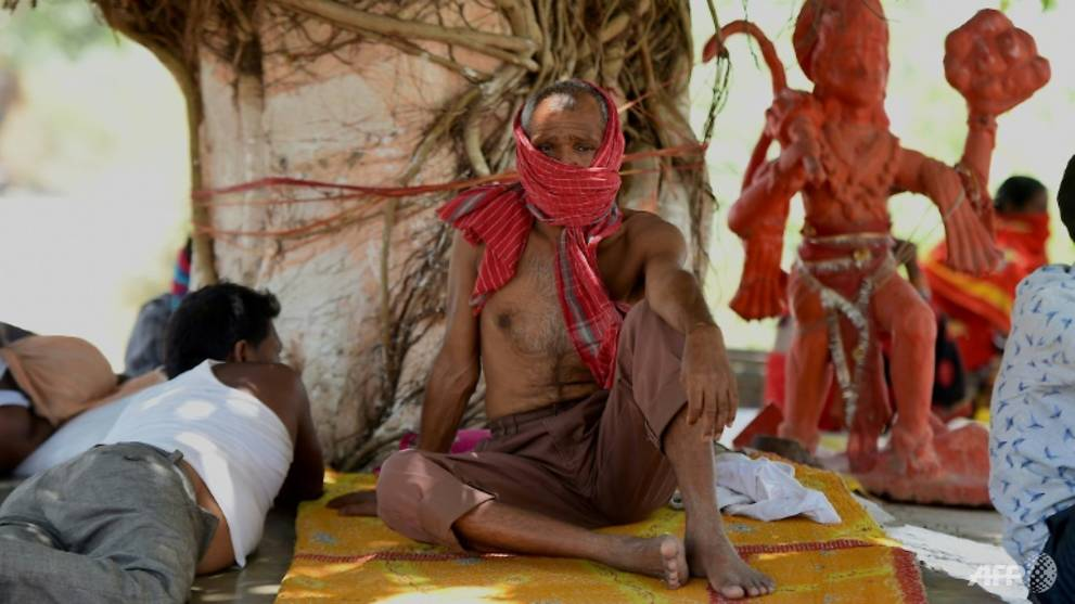 India wilts under heatwave as temperature hits 50 degrees Celsius