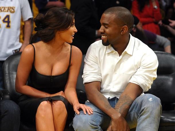 Kim, Kanye Celebrate Six Years Of Marriage