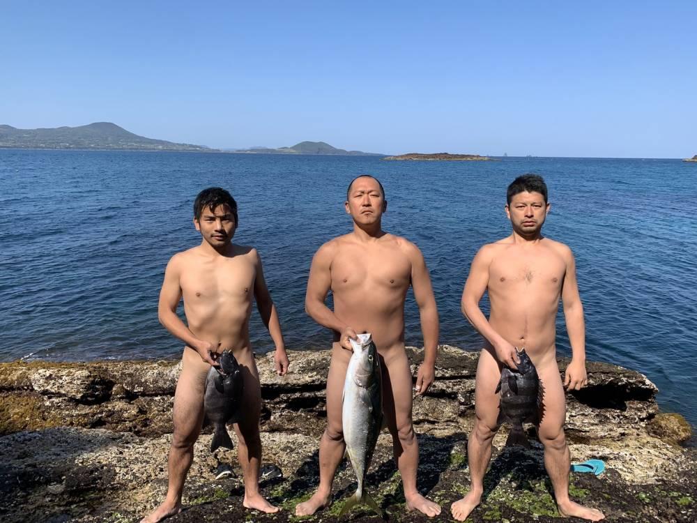 3名日本男定居无人岛1个月避病毒!回家后声称比城市生活还满足!