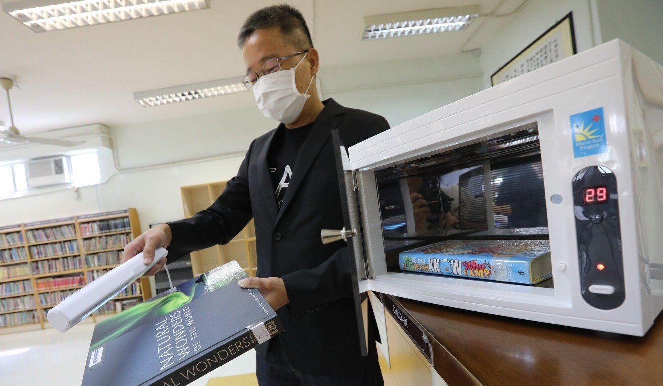 Coronavirus: senior students to head back to classrooms in Hong Kong, but pupils over the border still stuck at home