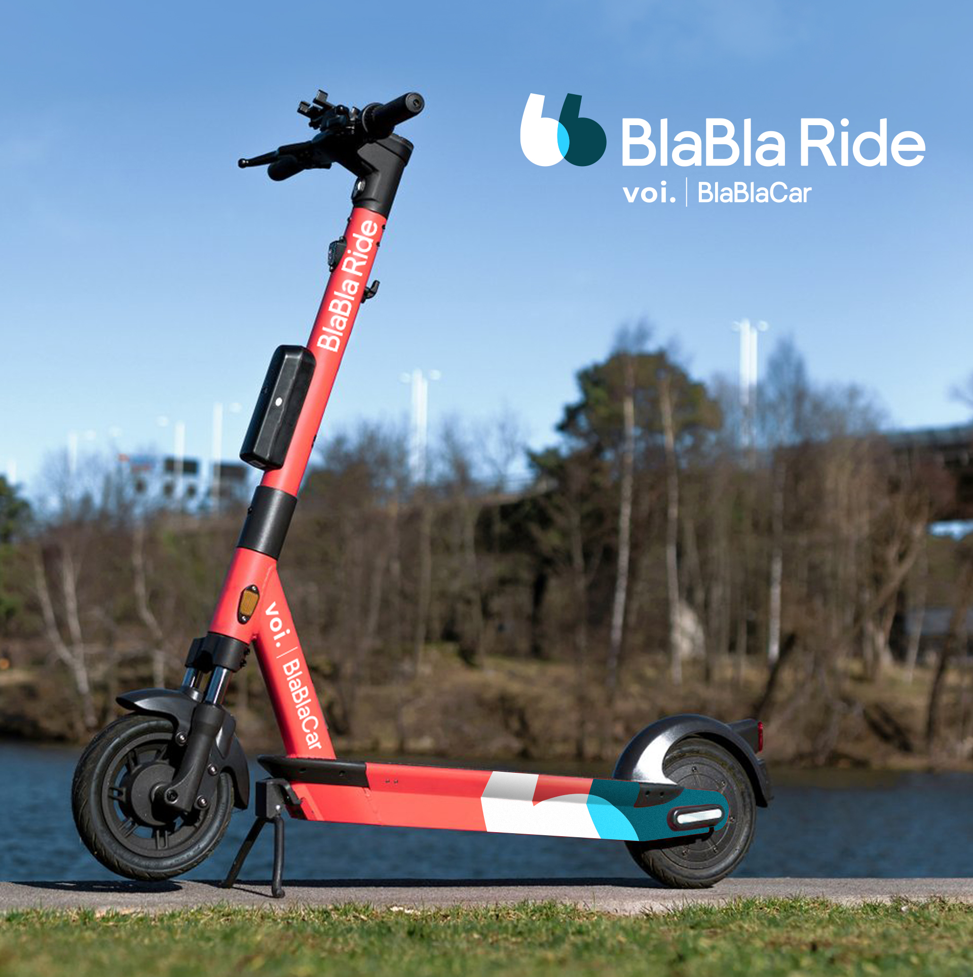 BlaBlaCar partners with scooter startup Voi to launch new BlaBla Ride app