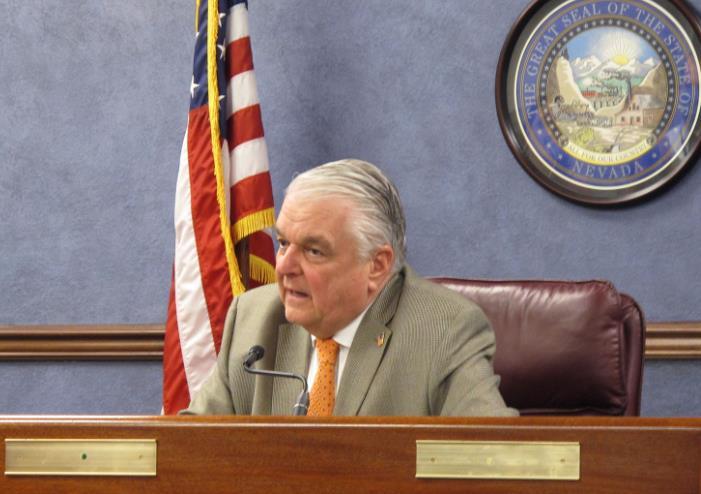 美国这州州长突然取消新闻发布会 疑曾接触新冠肺炎感染者