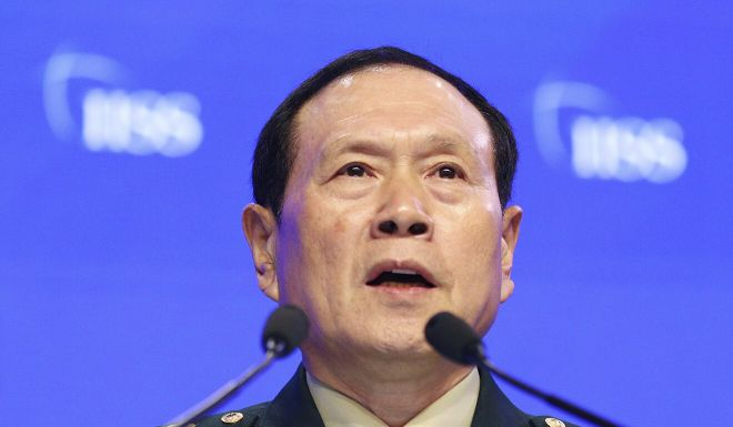 Two Sessions 2020: China-US rivalry in 'high-risk period', Chinese defence minister says