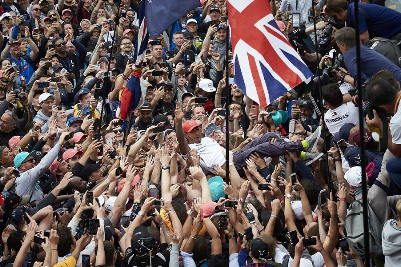 F1 News: Heroes come in all shapes and sizes