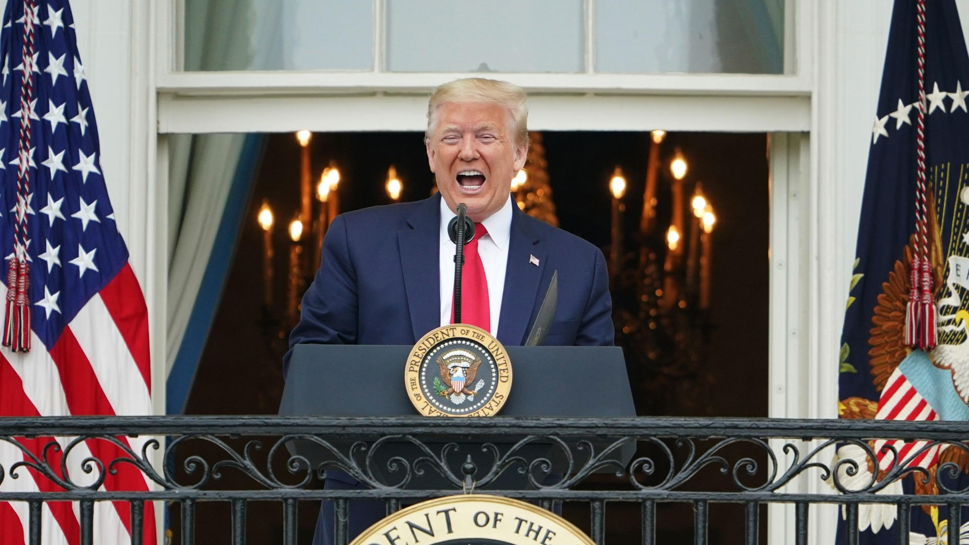 Trump Claims He's Done Taking Hydroxychloroquine as WHO Pauses Clinical Trials