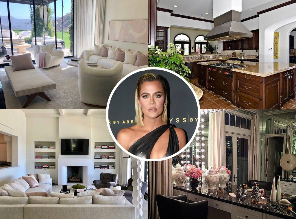 Khloe Kardashian Is Selling Her Calabasas Home for Nearly $19 Million