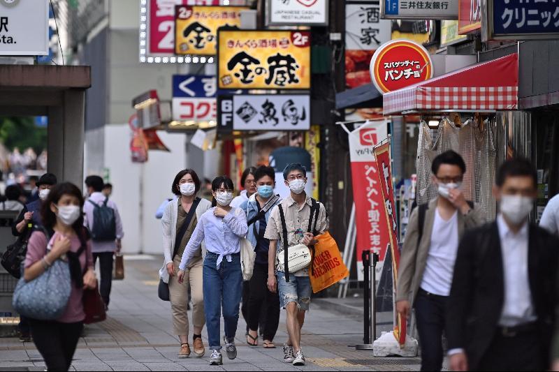 """日本解除""""紧急状态""""后‧东京出现医院感染群"""