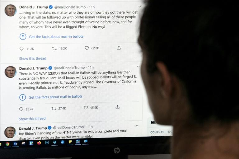 Twitter-Trump clash intensifies political misinformation battle