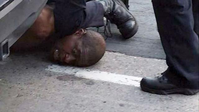 非裔被白人警察暴力执法致死震动美国 当地警察局长:该警察已解雇