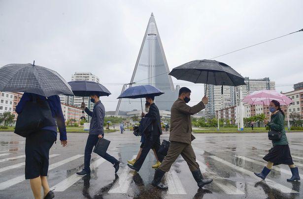 UK embassy in North Korea closed and diplomats evacuated in coronavirus crackdown