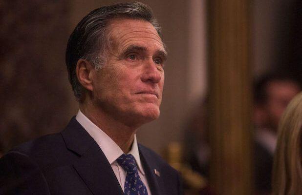 Mitt Romney Blasts Trump's 'Vile, Baseless' Joe Scarborough Murder Accusation: 'Enough Already'