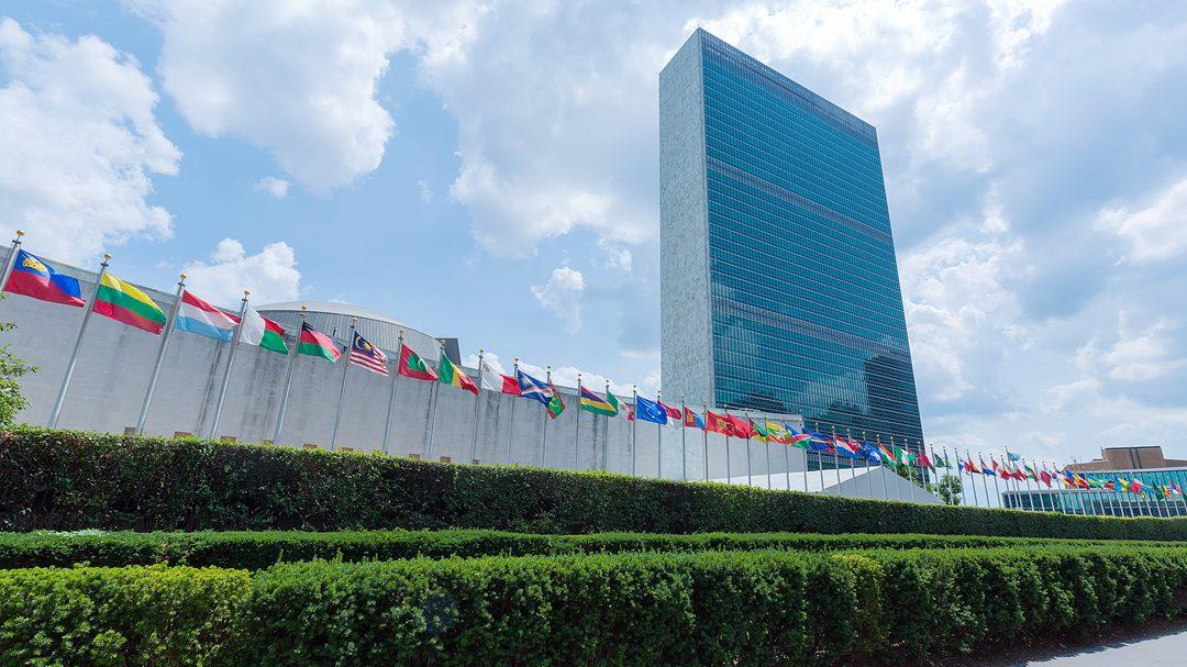 中国常驻联合国代表团就美方干涉中国内政发声明