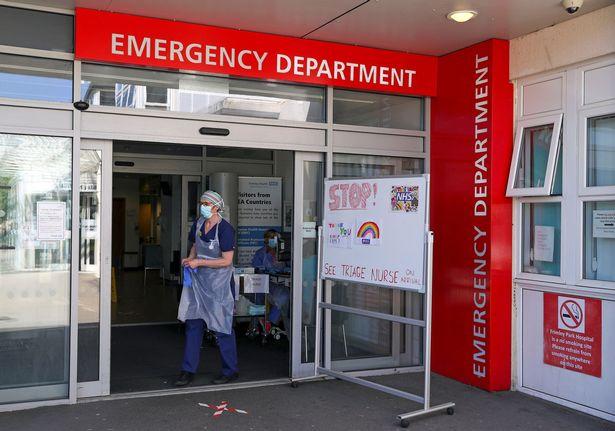 UK coronavirus hospital deaths rise by 109 - lowest Wednesday increase since lockdown