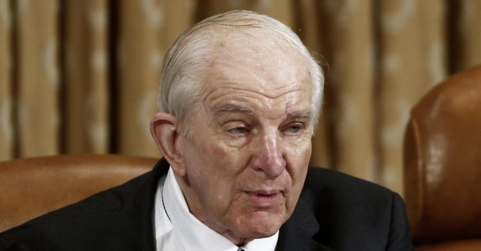 SAM johnson, ex-texas gop congressman and veteran of korea and vietnam, dead at 89