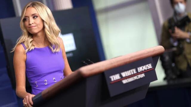 特朗普停药后,白宫新闻秘书:他吃完感觉棒极了,可能再服用