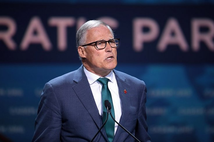 Upset Washington Governor Inslee Says Trump Should Be 'Removed From Office'