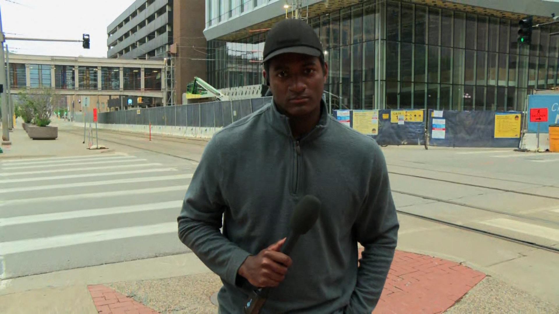 CNN黑人记者已被释放 明尼苏达州州长道歉