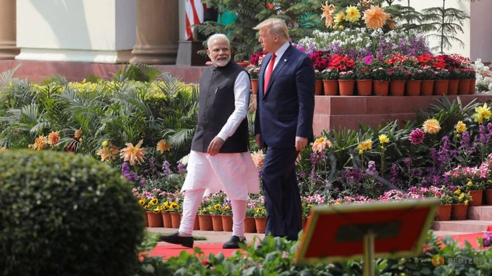 No call between Trump and India's Modi on China border tension