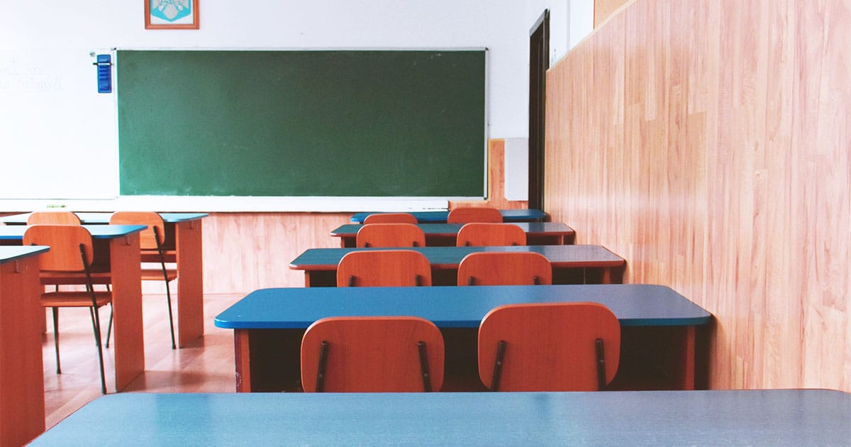 1 In 5 Teachers Say They're Likely Not Returning To School In The Fall