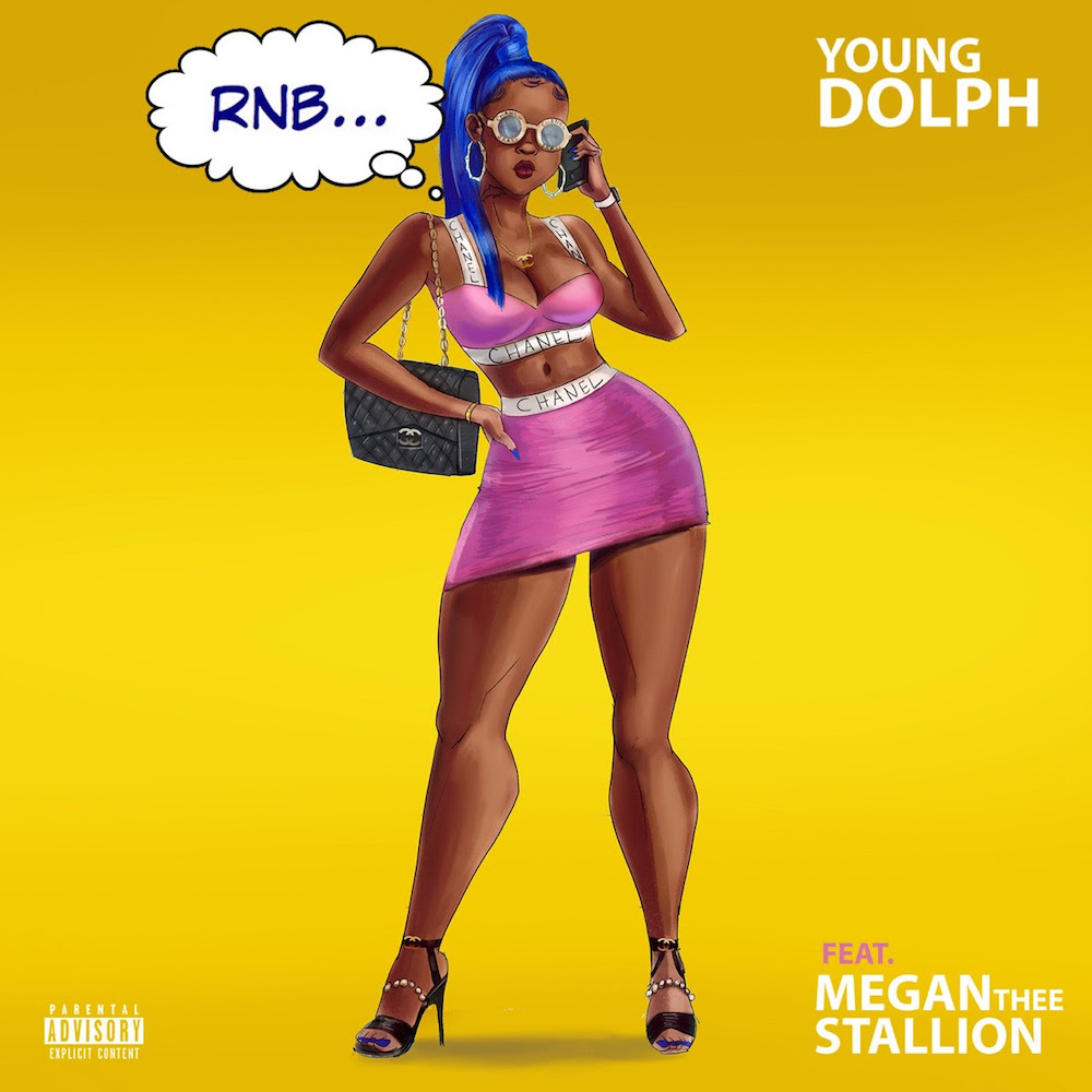 """Young Dolph Taps Megan Thee Stallion for New Song """"RNB"""""""
