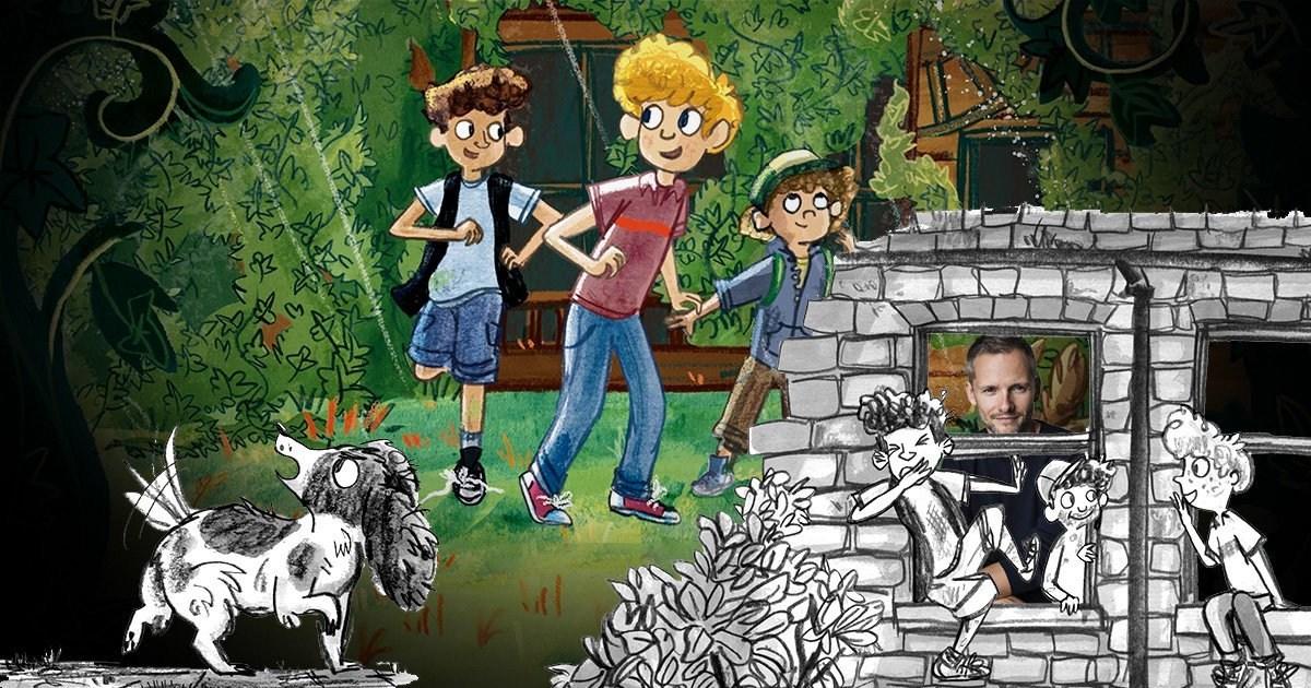 Lockdown Storytime: Jack Ryder reads his new book, Jack's Secret Summer