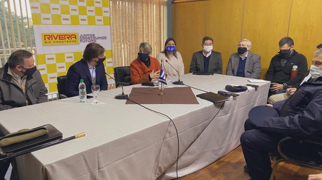 乌拉圭总统被隔离 曾与新冠肺炎感染者开会