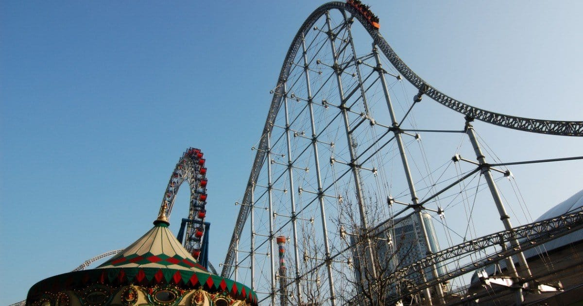 No Screaming on Rollercoasters Please: Theme Parks in Japan Prepare for Reopening