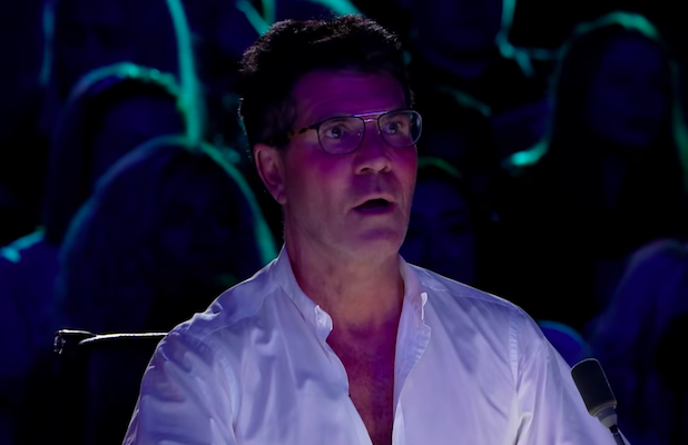 Simon Cowell Stunned By Britain S Got Talent Contestant S Use Of Body Art To Illustrate Ocean Pollution Crisis Video Nestia