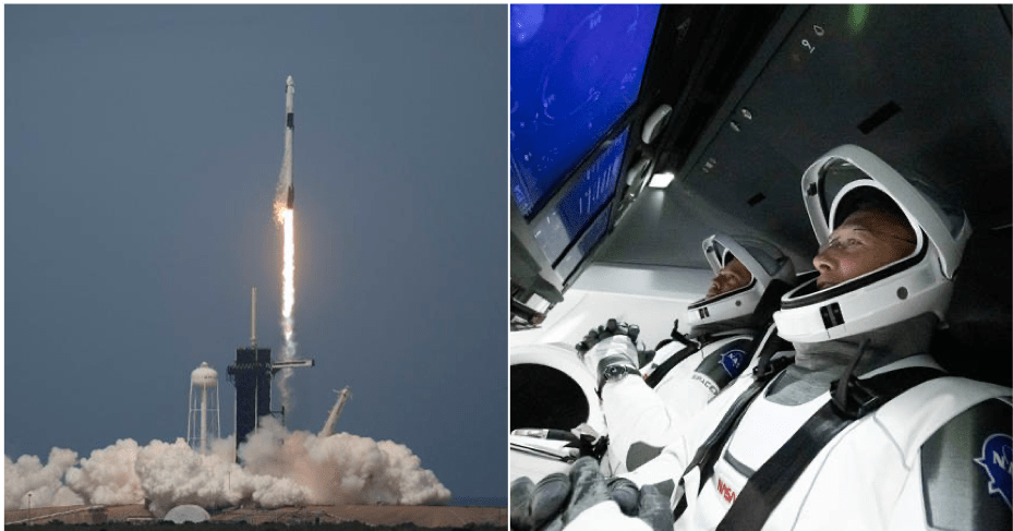 SpaceX Made History With First Successful Human Space Launch