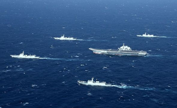US warship challenges Beijing's South China Sea claims with latest show of military might