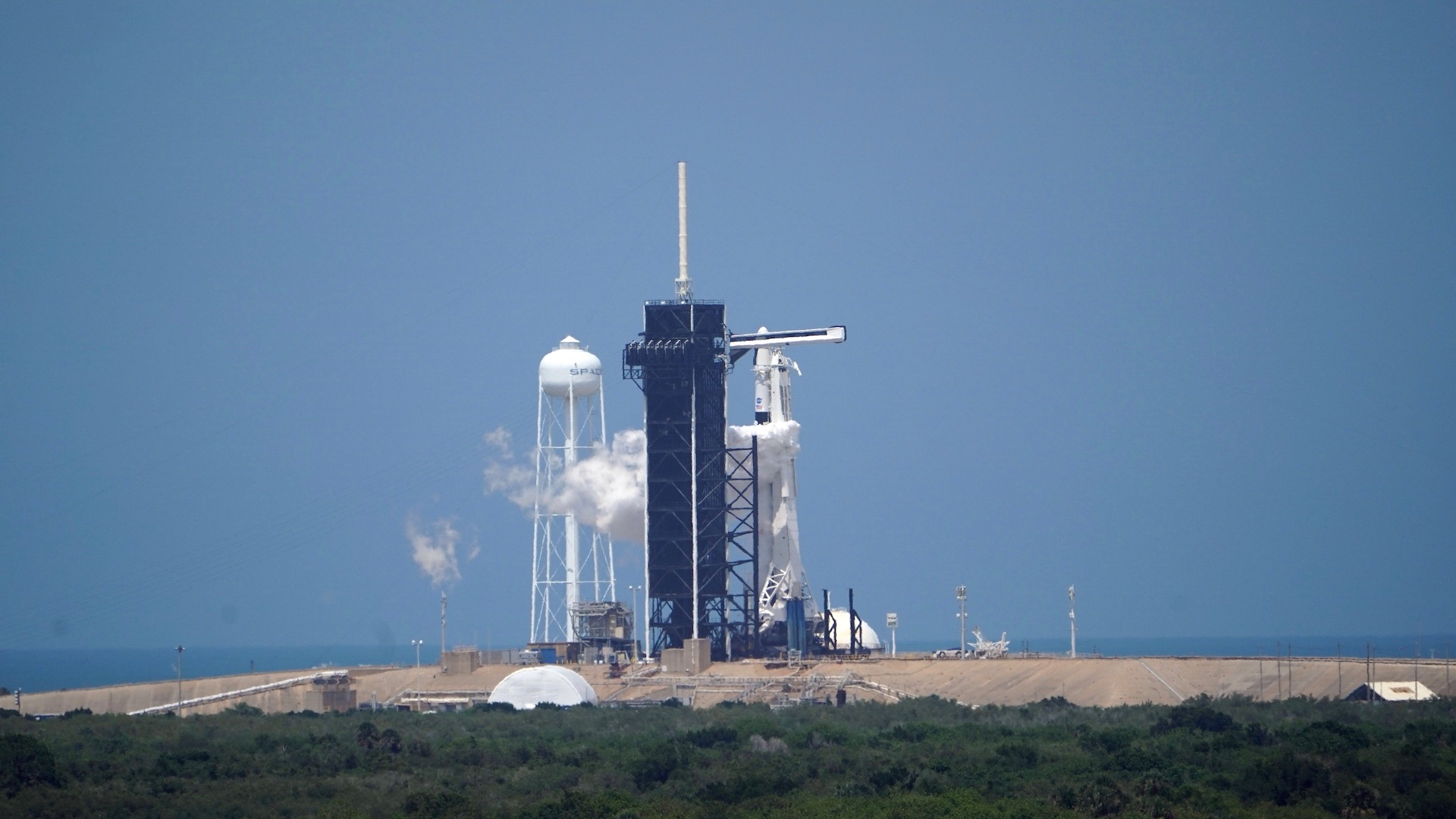 Watch SpaceX's Historic Falcon 9 Rocket Launch