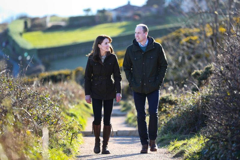 William and Kate's social media switch up: Cambridges using their social media presence more like Meghan and Harry, says expert