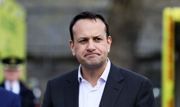 Varadkar considers reducing social distance to ONE metre in Ireland on one condition