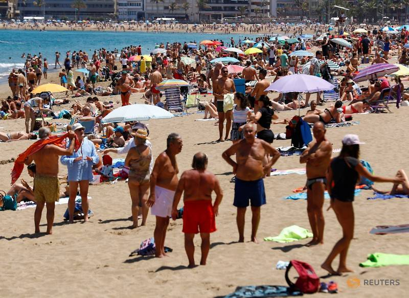 Spain promises safety as it tries to win back tourists and their money after COVID-19 lockdown