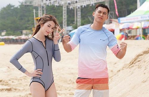 Shiga Lin May Be Secretly Dating Carlos Chan