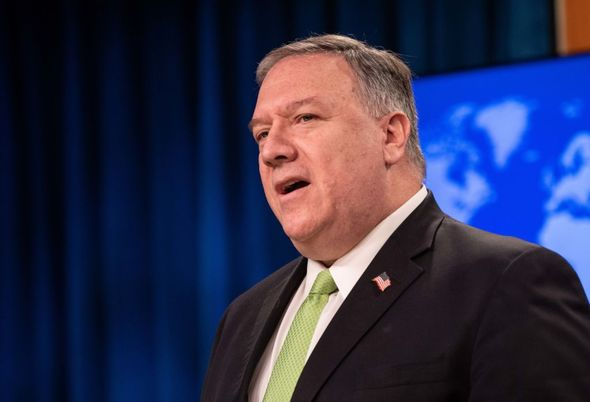 Mike Pompeo branded 'arrogant' and 'hysterical' as Beijing approves Hong Kong law