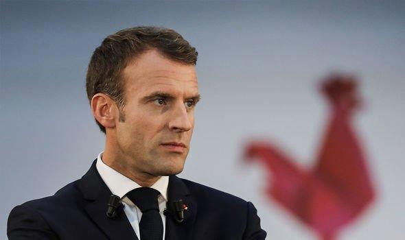 Emmanuel Macron's grovelling apology exposed: 'I'm ashamed'