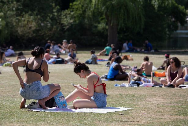 UK weather: Met Office confirms May was sunniest month since records began