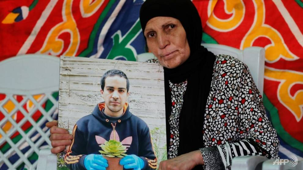 Palestinian family mourns autistic son killed by Israel police
