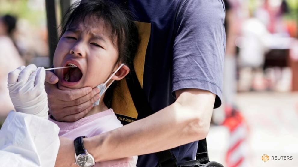 China's Wuhan finds no new COVID-19 cases in city-wide testing