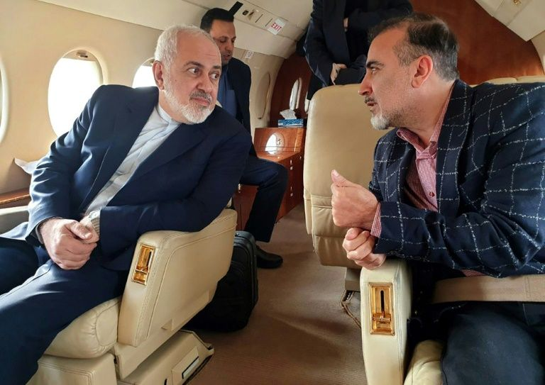 Iran says plane carrying scientist jailed in US has taken off